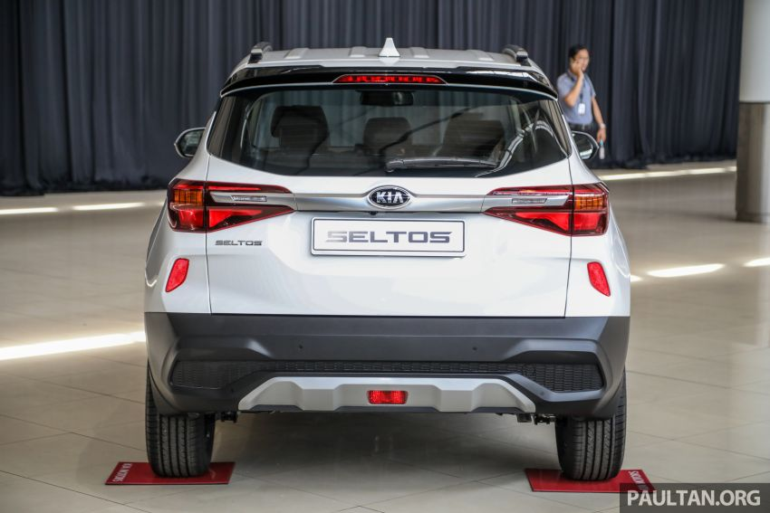 Kia Seltos SUV launched in Malaysia – EX and GT Line, 123 PS/151 Nm 1.6L NA engine, RM116k to RM134k Image #1231316