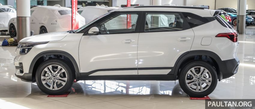 Kia Seltos SUV launched in Malaysia – EX and GT Line, 123 PS/151 Nm 1.6L NA engine, RM116k to RM134k Image #1231318