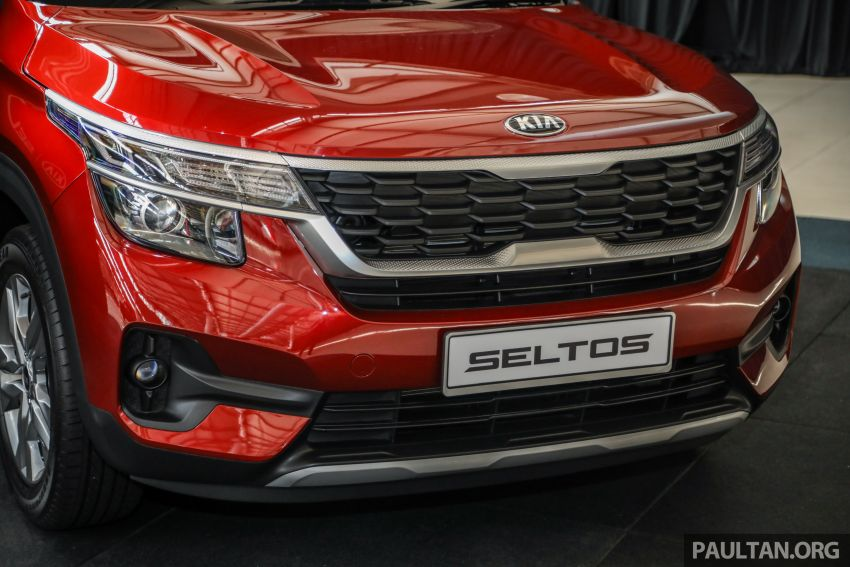 Kia Seltos SUV launched in Malaysia – EX and GT Line, 123 PS/151 Nm 1.6L NA engine, RM116k to RM134k Image #1231287