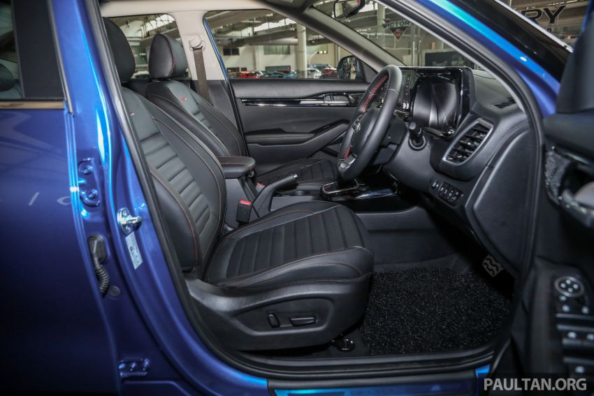Kia Seltos SUV launched in Malaysia – EX and GT Line, 123 PS/151 Nm 1.6L NA engine, RM116k to RM134k Image #1231258