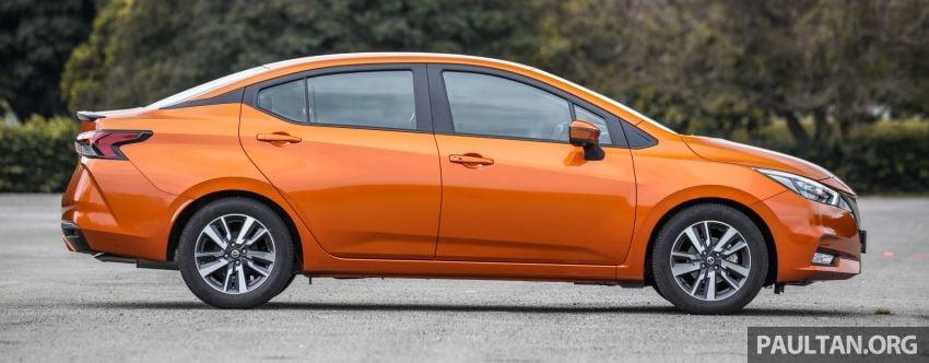 FIRST DRIVE: Nissan Almera Turbo – it's a big leap Image #1236101