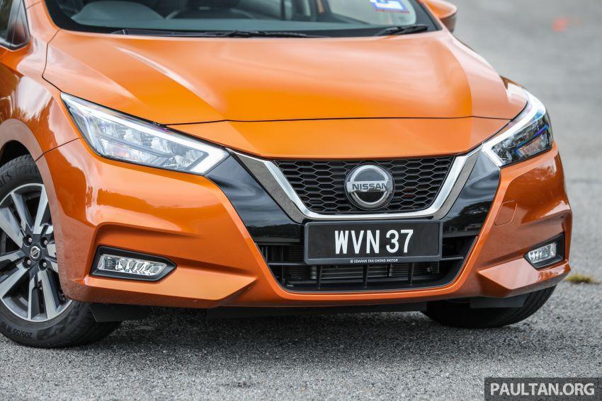 FIRST DRIVE: Nissan Almera Turbo – it's a big leap Image #1236105