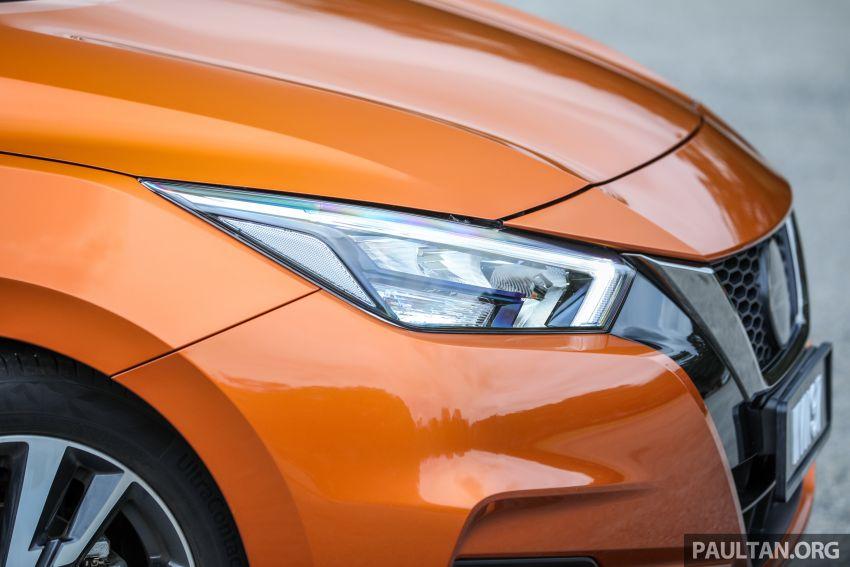 FIRST DRIVE: Nissan Almera Turbo – it's a big leap Image #1236108