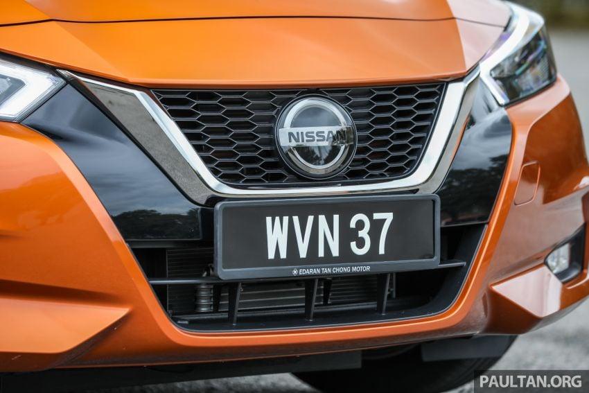 FIRST DRIVE: Nissan Almera Turbo – it's a big leap Image #1236110