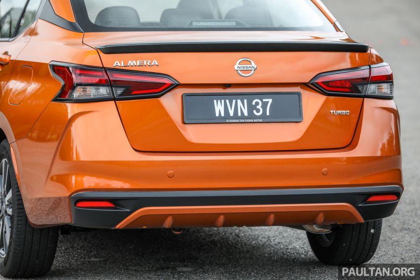 FIRST DRIVE: Nissan Almera Turbo – it's a big leap Image #1236118