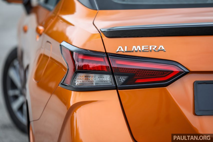 FIRST DRIVE: Nissan Almera Turbo – it's a big leap Image #1236119