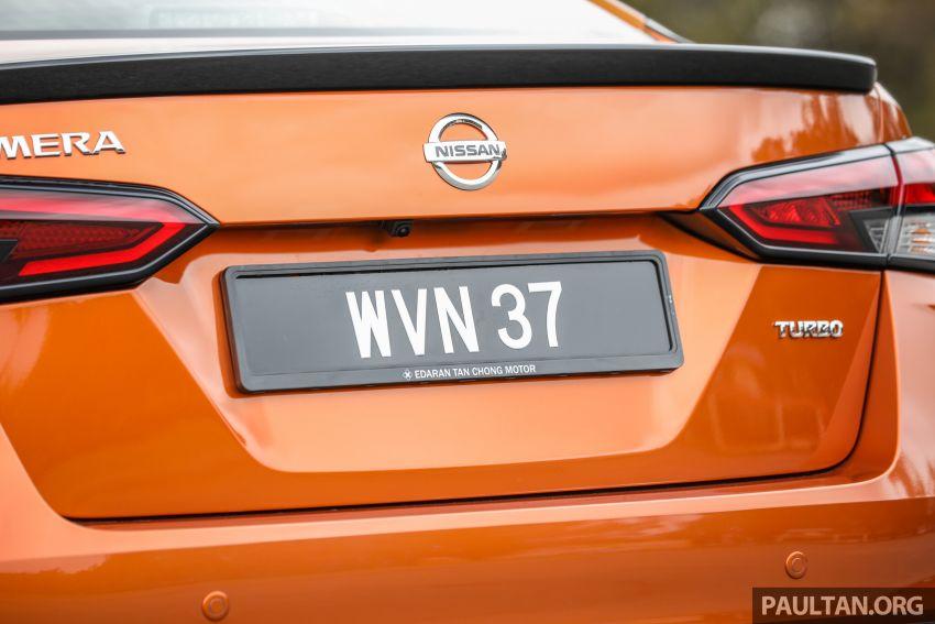 FIRST DRIVE: Nissan Almera Turbo – it's a big leap Image #1236122