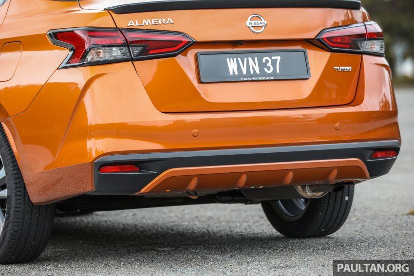 FIRST DRIVE: Nissan Almera Turbo – it's a big leap Image #1236123