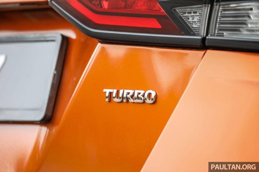FIRST DRIVE: Nissan Almera Turbo – it's a big leap Image #1236125