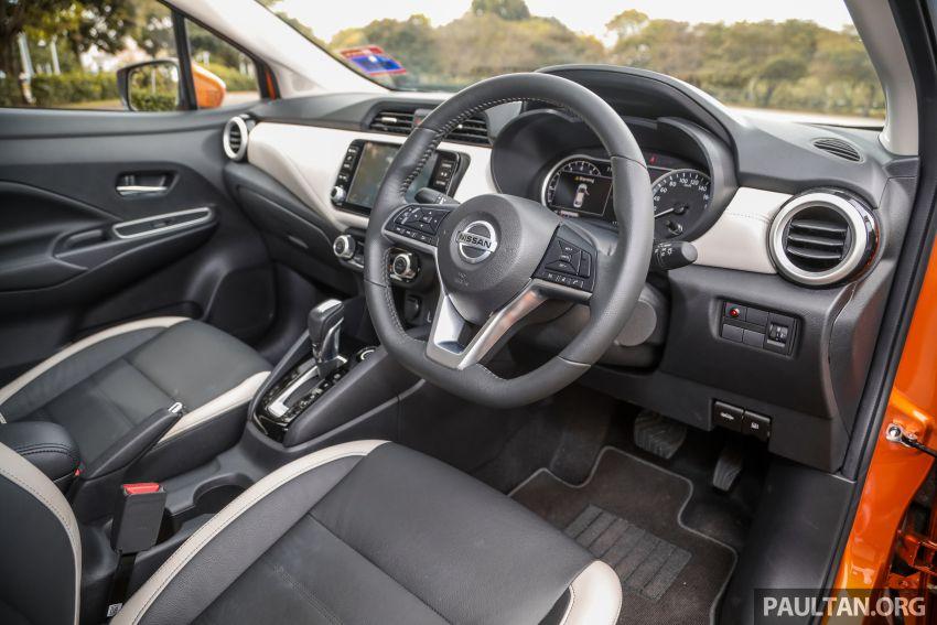FIRST DRIVE: Nissan Almera Turbo – it's a big leap Image #1236129