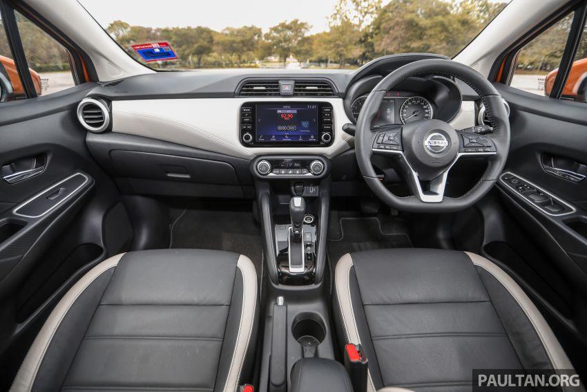 FIRST DRIVE: Nissan Almera Turbo – it's a big leap Image #1236130