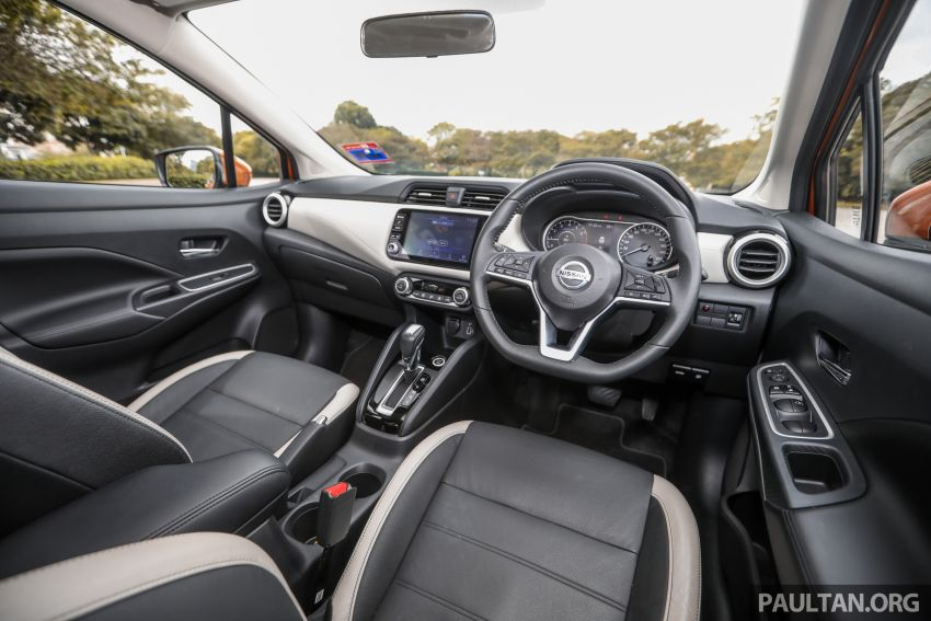 FIRST DRIVE: Nissan Almera Turbo – it's a big leap Image #1236155
