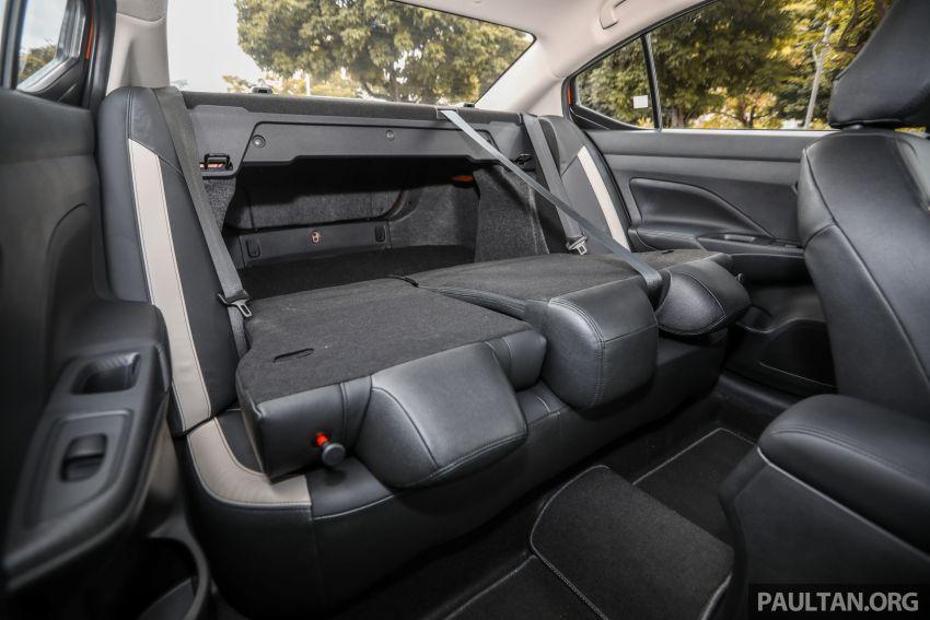 FIRST DRIVE: Nissan Almera Turbo – it's a big leap Image #1236169