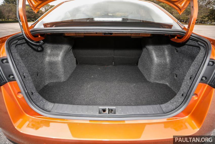 FIRST DRIVE: Nissan Almera Turbo – it's a big leap Image #1236173