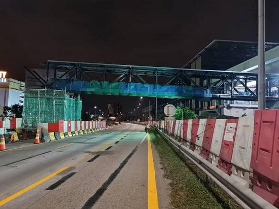 Laluan kontra di KM307-KM309 di Plaza Tol Sg Besi-UPM diaktifkan hingga 2 Feb untuk projek MRT – PLUS Image #1240431