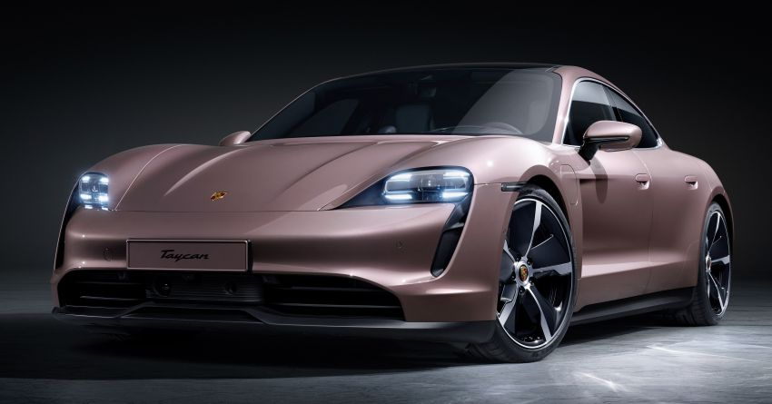 Porsche Taycan gets new entry-level RWD variant in more markets – up to 476 PS and 484 km of EV range Image #1236817