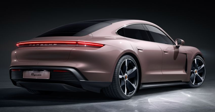 Porsche Taycan gets new entry-level RWD variant in more markets – up to 476 PS and 484 km of EV range Image #1236818