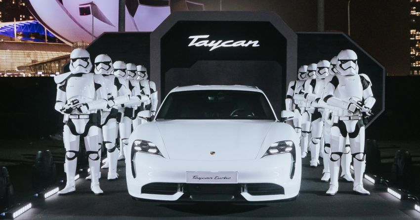 Porsche delivered 272,162 cars worldwide in 2020 – Cayenne is best-seller; Taycan EV outsells Cayman Image #1234725