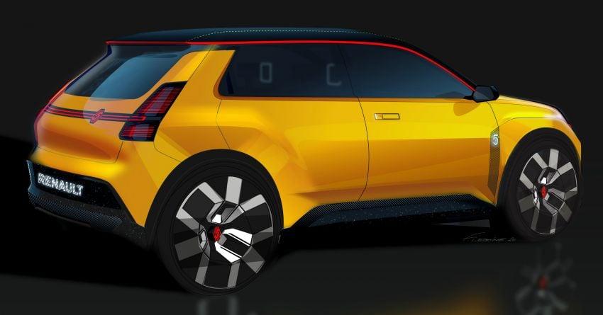 New Renault 5 Prototype – classic hatch returns as EV Image #1235142