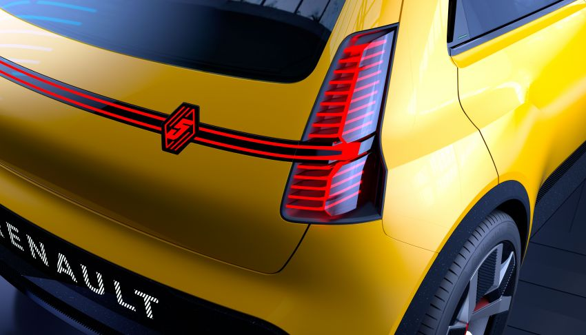 New Renault 5 Prototype – classic hatch returns as EV Image #1235084