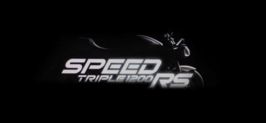 TEASER: 2021 Triumph Speed Triple 1200RS – Hinckley's big-bore naked sports to launch January 26 Image #1234073