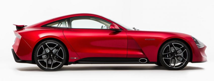 TVR Griffith customer deliveries set to begin in 2022 Image #1239369