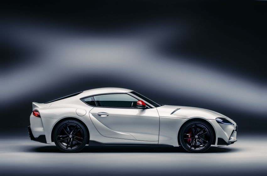Toyota GR Supra gets 2.0L 4-cyl in UK, from RM252k Image #1232960