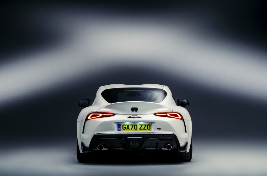 Toyota GR Supra gets 2.0L 4-cyl in UK, from RM252k Image #1232962