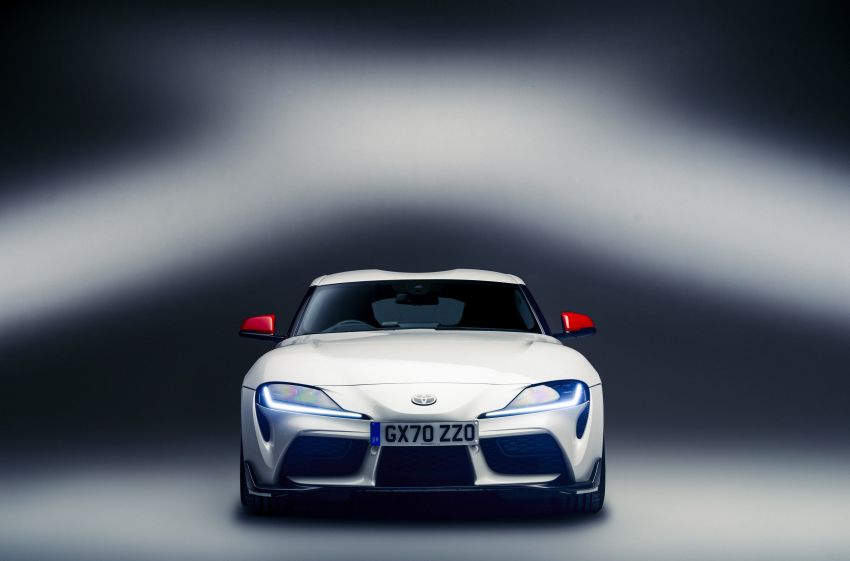 Toyota GR Supra gets 2.0L 4-cyl in UK, from RM252k Image #1232963