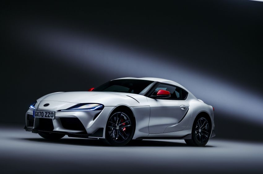 Toyota GR Supra gets 2.0L 4-cyl in UK, from RM252k Image #1232967