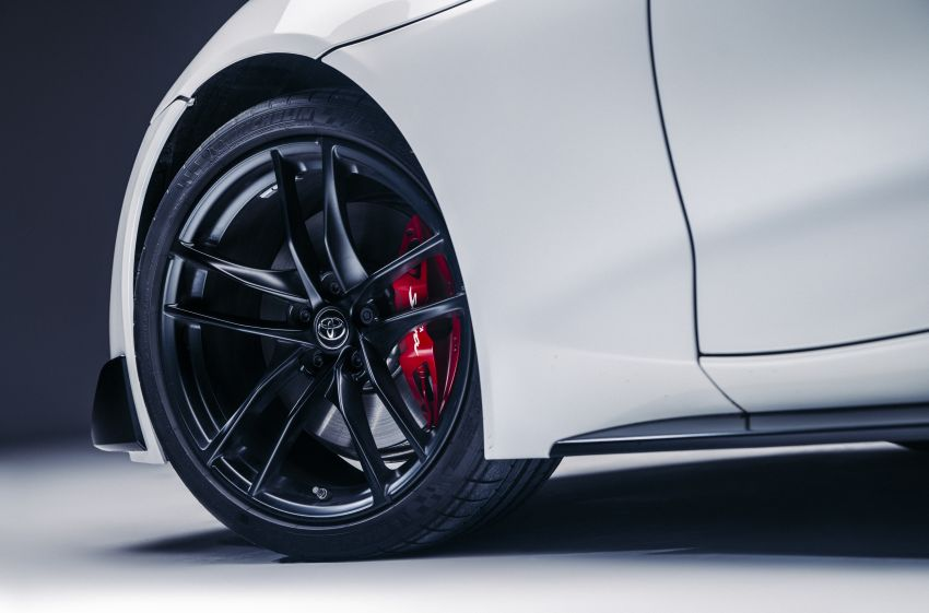 Toyota GR Supra gets 2.0L 4-cyl in UK, from RM252k Image #1232971
