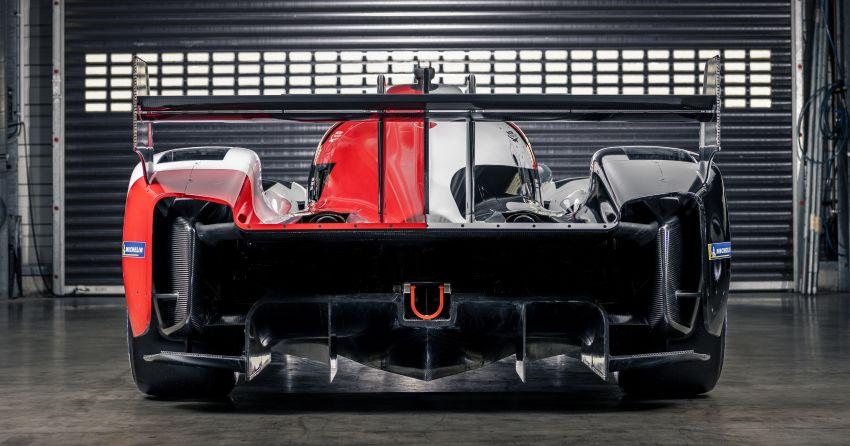 Toyota unveils GR010 Hybrid Le Mans Hypercar racer; 680 PS 3.5L biturbo V6, 272 PS front electric motor Image #1235117