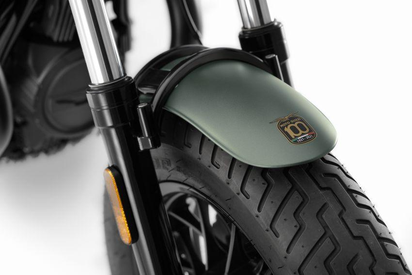 Moto Guzzi celebrates 100th anniversary in 2021  – Moto Guzzi V7, V9 and V85TT in centennial livery Image #1238328