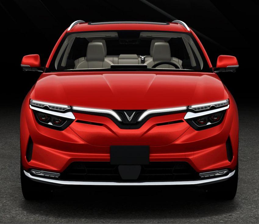 VinFast VF31, VF32, VF33 revealed – Vietnamese electric SUVs with Level 4 autonomous driving Image #1238566