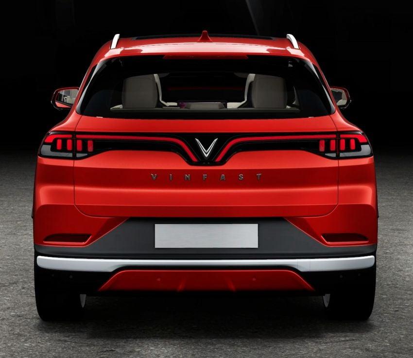 VinFast VF31, VF32, VF33 revealed – Vietnamese electric SUVs with Level 4 autonomous driving Image #1238567