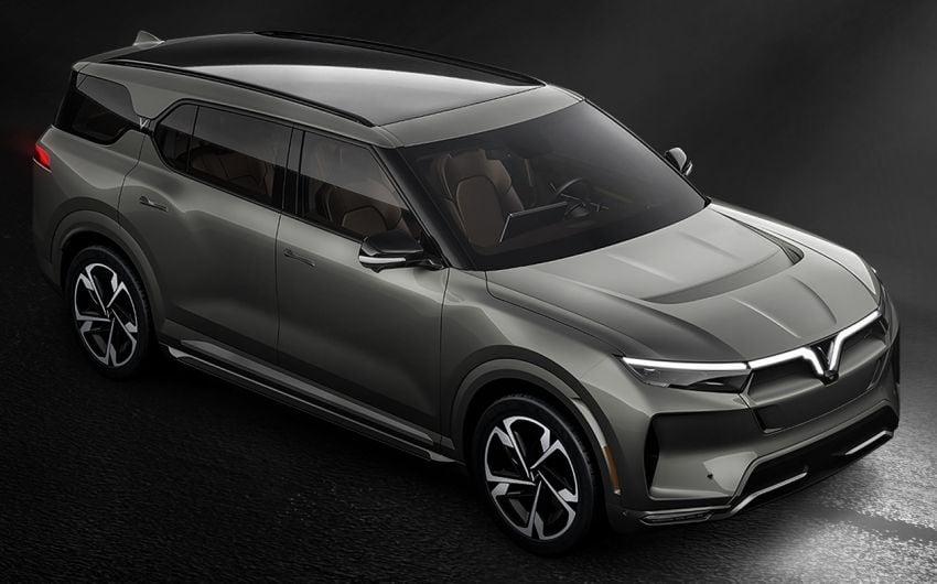 VinFast VF31, VF32, VF33 revealed – Vietnamese electric SUVs with Level 4 autonomous driving Image #1238570