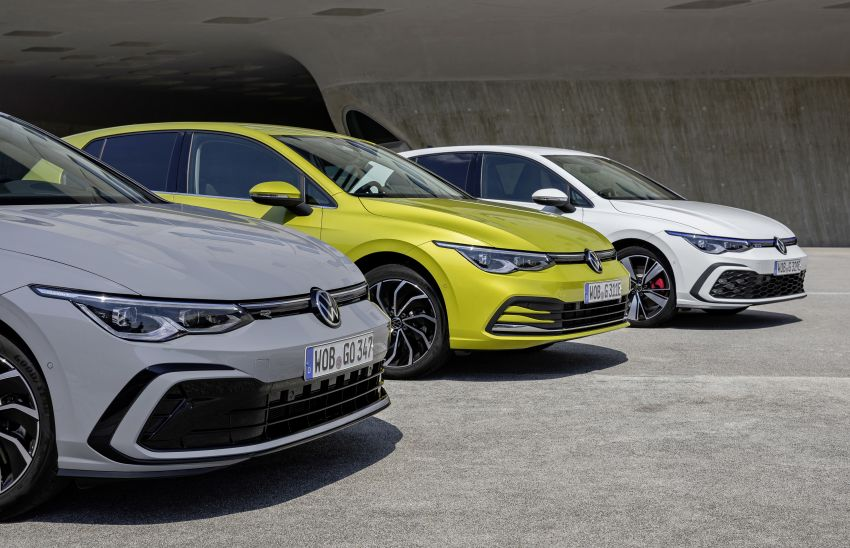 Volkswagen Golf Mk8 is Europe's best-selling car for 2020 – 312,000 units deliveries; also top in Germany Image #1233643