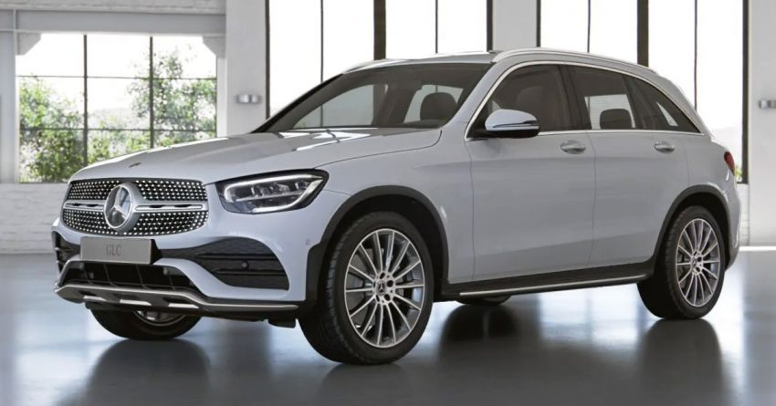 X253 Mercedes-Benz GLC 200 facelift gains AMG Line kit, keyless entry – price up by RM7.7k; RM294,100 Image #1230468