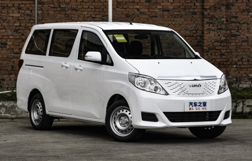 Yema Spica EV – all-electric seven-seat Alphard clone, 350 km range, 120 km/h top speed, priced from RM69k Image #1237183