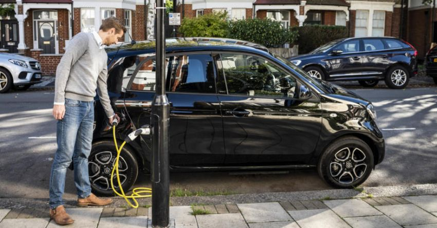 Shell beli syarikat pengecaj kereta elektrik, ubitricity Image #1239948