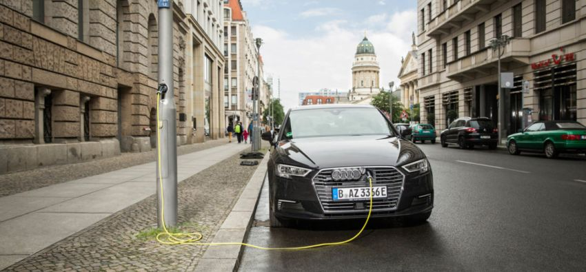 Shell agrees to buy EV-charging company ubitricity Image #1239361