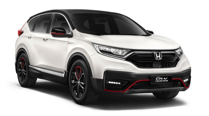 Honda Malaysia counts down to its 1 Millionth Unit – win one of seven special 1 Million Edition Honda cars! Image #1254094