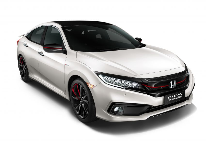 Honda Malaysia counts down to its 1 Millionth Unit – win one of seven special 1 Million Edition Honda cars! Image #1254098