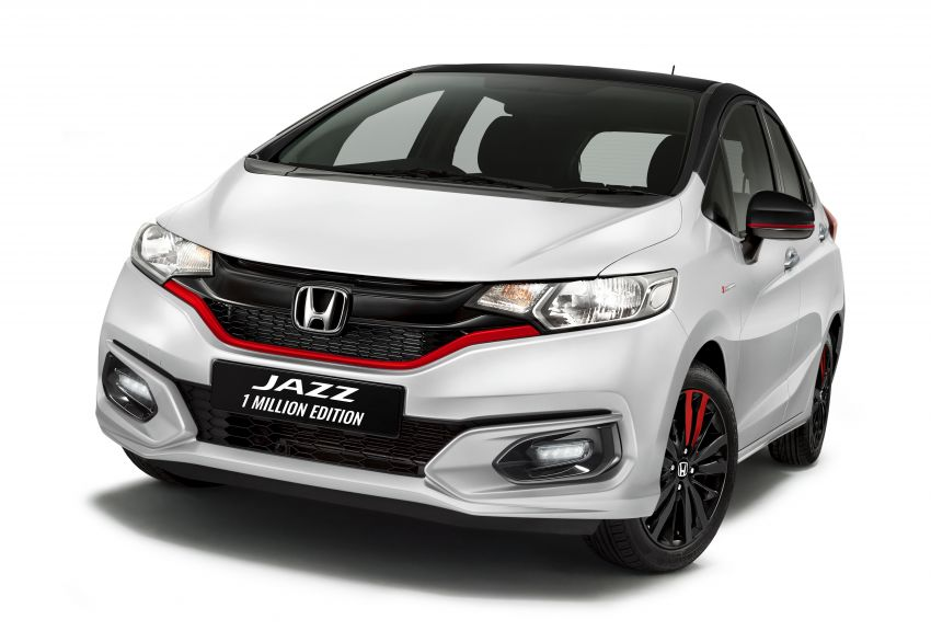 Honda Malaysia counts down to its 1 Millionth Unit – win one of seven special 1 Million Edition Honda cars! Image #1254089