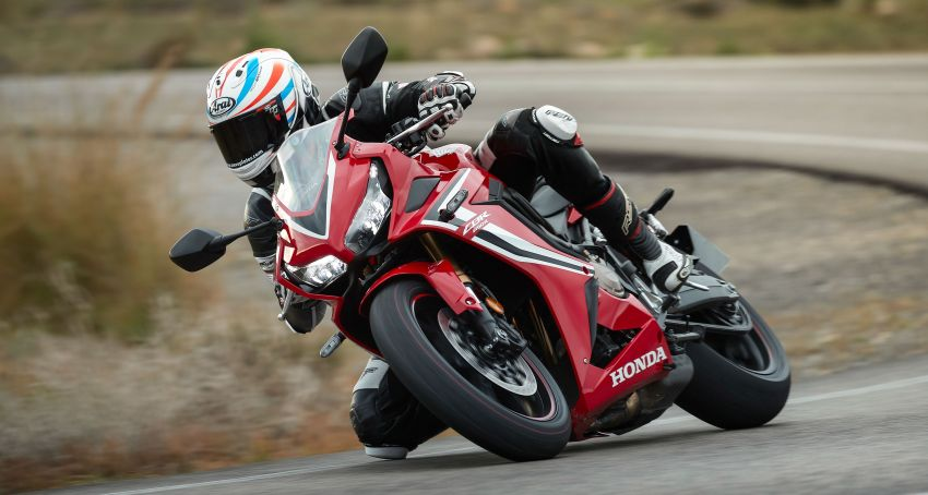 2021 Honda CB650R and CBR650R updated and in Malaysia from February 23 – RM43,499 and RM45,499 Image #1248615