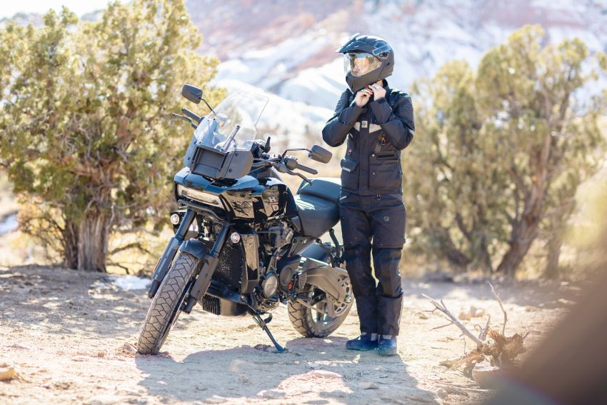 2021 Harley-Davidson Pan America 1250 adventure-tourer – will the road less traveled be enough? Image #1252156