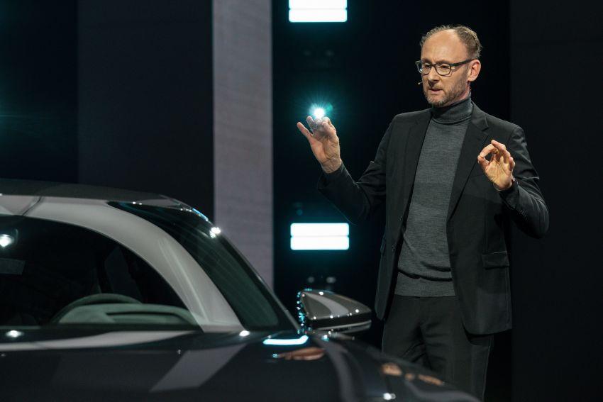 2021 Audi e-tron GT quattro, RS e-tron GT debut – two motors, up to 646 PS, 0-100 in 3.3 secs; 487 km range Image #1246492