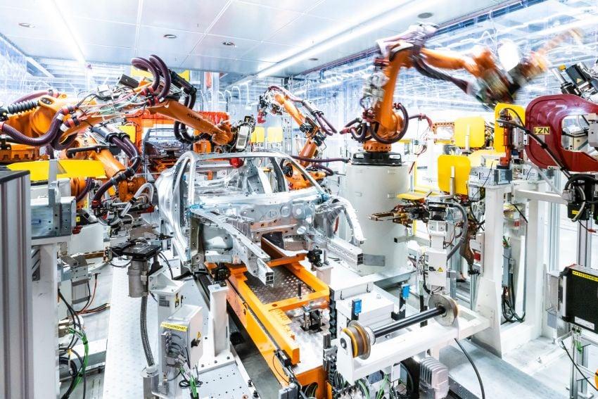 2021 Audi e-tron GT quattro, RS e-tron GT debut – two motors, up to 646 PS, 0-100 in 3.3 secs; 487 km range Image #1246699