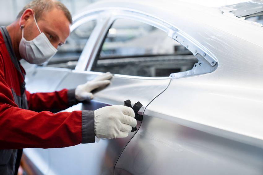 2021 Audi e-tron GT quattro, RS e-tron GT debut – two motors, up to 646 PS, 0-100 in 3.3 secs; 487 km range Image #1246704