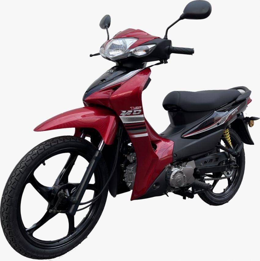2021 Aveta VS110 now in Malaysia – RM3,588 OTR Image #1250519